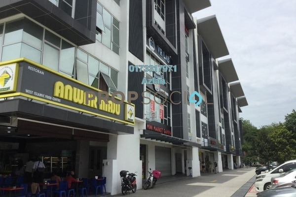 For Rent Shop at Nadayu28, Bandar Sunway Freehold Unfurnished 0R/2B 6k