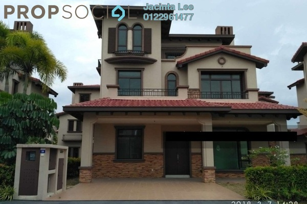 For Sale Bungalow at Diamond City, Semenyih Freehold Unfurnished 5R/5B 1m