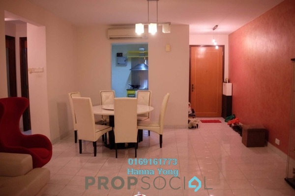 For Sale Condominium at Riana Green, Tropicana Leasehold Fully Furnished 3R/2B 720k