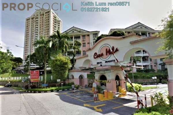 For Sale Condominium at Casa Mila, Selayang Freehold Semi Furnished 3R/2B 350k
