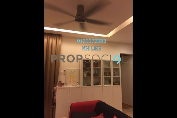 For Rent Serviced Residence at Eve Suite, Ara Damansara Freehold Fully Furnished 2R/2B 2.6k