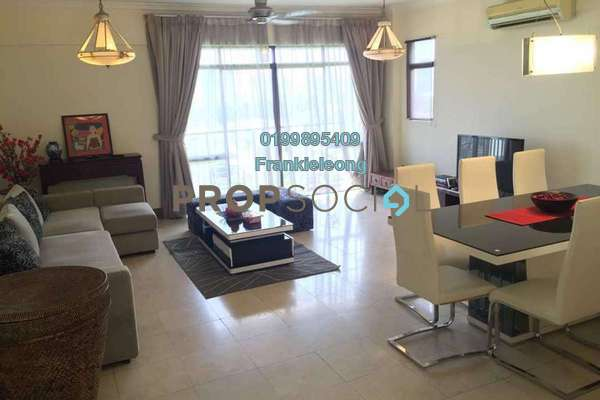 For Rent Condominium at Cascadium, Bangsar Freehold Fully Furnished 2R/2B 4.5k