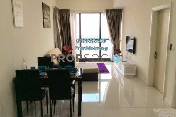 For Rent Condominium at Icon Residenz, Petaling Jaya Freehold Fully Furnished 2R/1B 2k