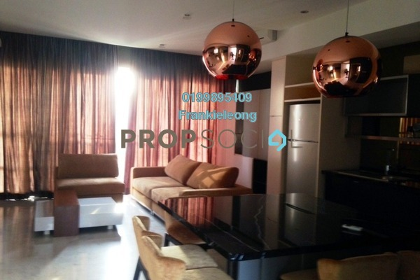 For Sale Serviced Residence at VERVE Suites, Mont Kiara Freehold Fully Furnished 2R/2B 1.35m