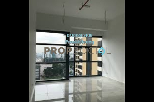 For Rent SoHo/Studio at 3 Towers, Ampang Hilir Freehold Semi Furnished 0R/1B 2.5k