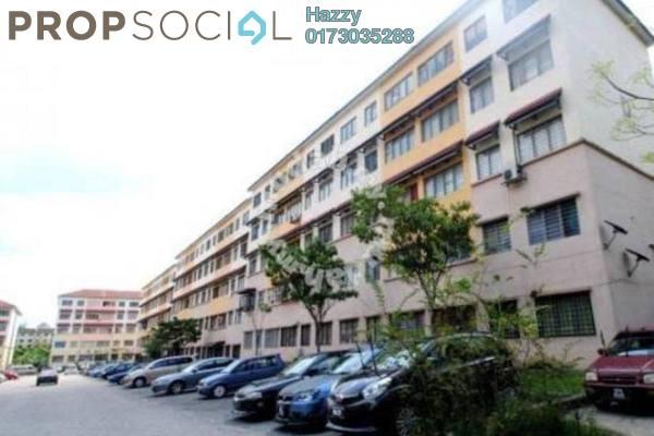 For Sale Apartment at Prima Damansara, Damansara Damai Leasehold Unfurnished 3R/2B 125k