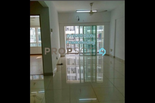 For Sale Condominium at Casa Tropika, Puchong Freehold Semi Furnished 3R/2B 450k