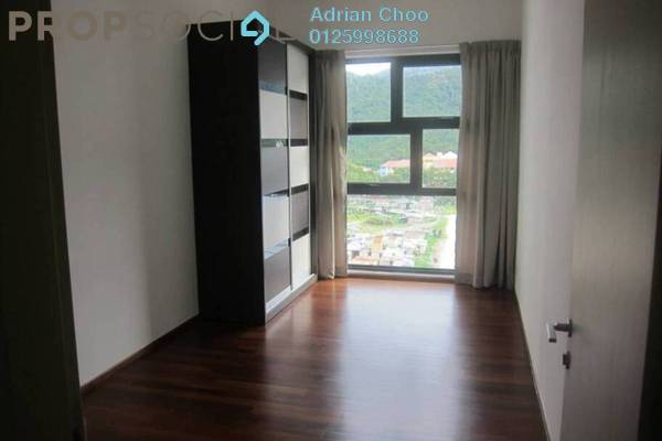 For Sale Condominium at Mira Residence, Tanjung Bungah Freehold Semi Furnished 3R/2B 1.15m