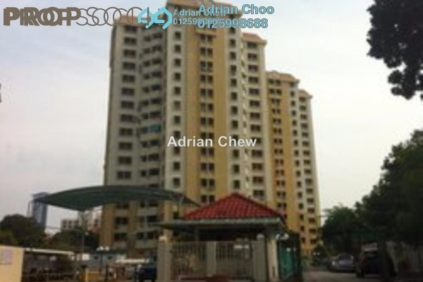 For Sale Apartment at Tiara View, Tanjung Bungah Freehold Unfurnished 3R/2B 420k