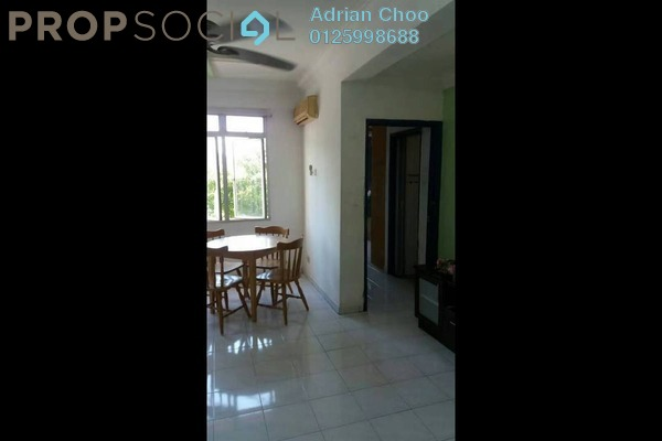 For Sale Apartment at Azuria, Tanjung Bungah Freehold Semi Furnished 3R/2B 320k