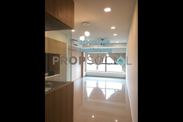 For Rent Serviced Residence at The Leafz, Sungai Besi Freehold Semi Furnished 2R/2B 1.8k