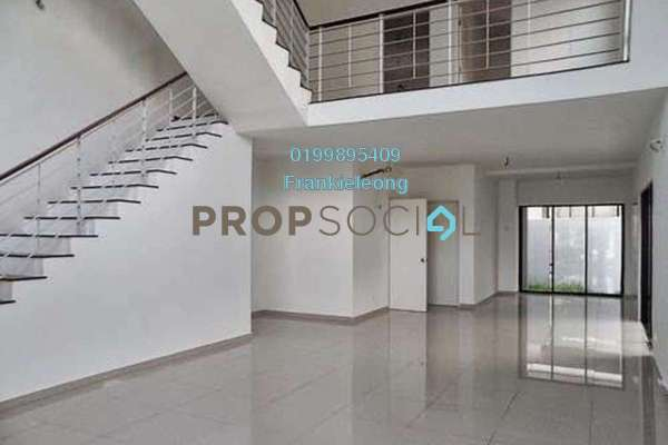 For Sale Terrace at Lake Fields, Sungai Besi Freehold Unfurnished 5R/4B 1.1m