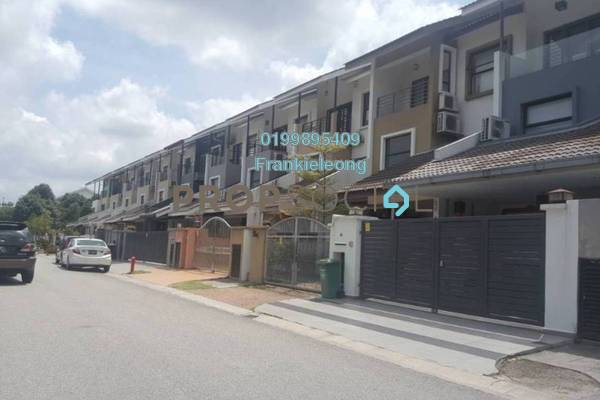 For Sale Terrace at Lake Fields, Sungai Besi Freehold Unfurnished 5R/4B 1.05m