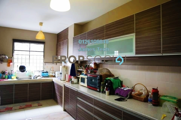 For Sale Terrace at Taman Kintaman, Klang Freehold Semi Furnished 4R/3B 499k