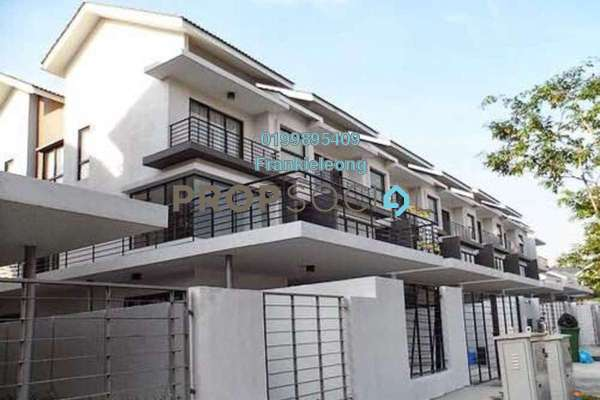 For Rent Terrace at Lake Fields, Sungai Besi Freehold Semi Furnished 5R/4B 2.6k