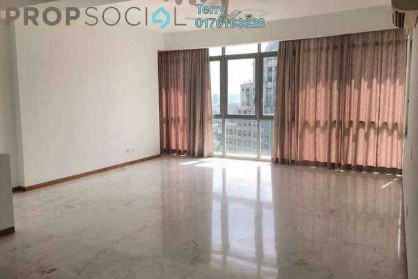 For Rent Condominium at Twins, Damansara Heights Freehold Semi Furnished 3R/2B 3.3k