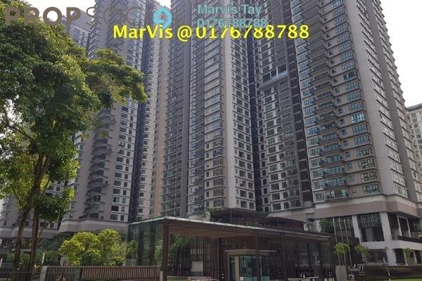 For Rent Condominium at Residensi 22, Mont Kiara Freehold Semi Furnished 3R/3B 7.3k