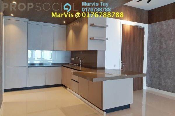 For Rent Condominium at Residensi 22, Mont Kiara Freehold Fully Furnished 3R/3B 7.9k