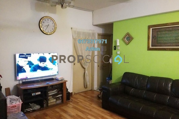 For Sale Apartment at Estana Court, Ukay Freehold Semi Furnished 3R/2B 240k