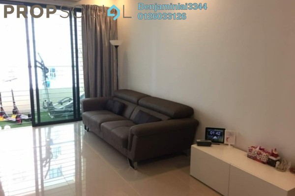 For Rent Condominium at Nadia, Desa ParkCity Freehold Fully Furnished 2R/2B 3k