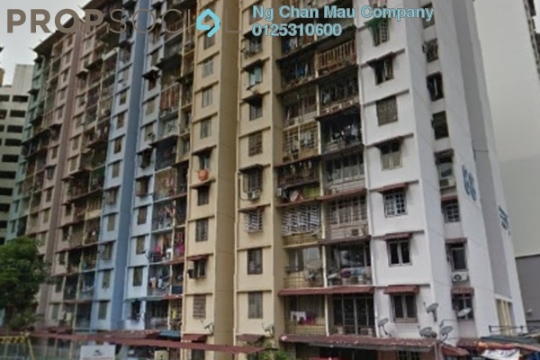 For Sale Apartment at Jalan Bangsar, Kuala Lumpur Leasehold Semi Furnished 0R/0B 270k