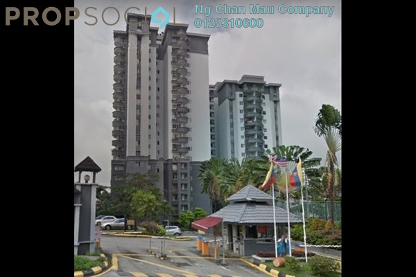 For Sale Condominium at Amadesa, Desa Petaling Freehold Semi Furnished 0R/0B 370k