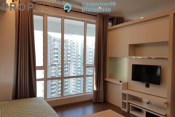 For Rent Condominium at Garden Plaza @ Garden Residence, Cyberjaya Freehold Fully Furnished 1R/1B 1.1k