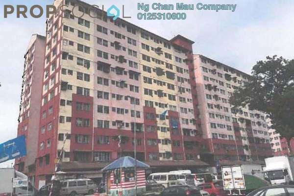 For Sale Apartment at Desa Mentari, Bandar Sunway Freehold Semi Furnished 0R/0B 130k