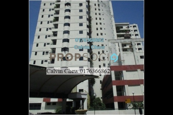 For Sale Condominium at Fraser Towers, Gasing Heights Freehold Unfurnished 3R/3B 570k
