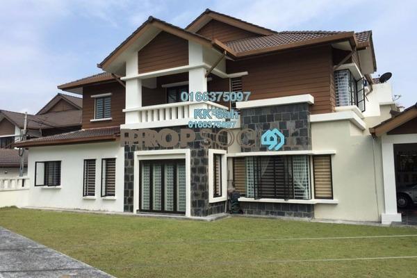 For Sale Superlink at Cheras Vista, Bandar Mahkota Cheras Freehold Fully Furnished 4R/3B 1.36m