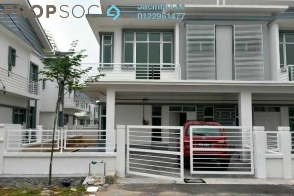 For Sale Semi-Detached at Royal Ivory, Bandar Saujana Putra Freehold Unfurnished 4R/3B 402k