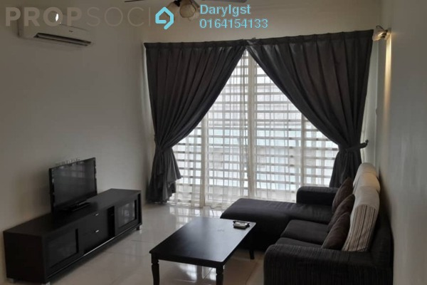 For Rent Condominium at Tanjung Heights, Butterworth Freehold Fully Furnished 3R/2B 1.6k