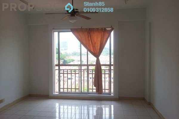 For Rent Condominium at TAR Villa, Setapak Freehold Semi Furnished 3R/2B 1.5k