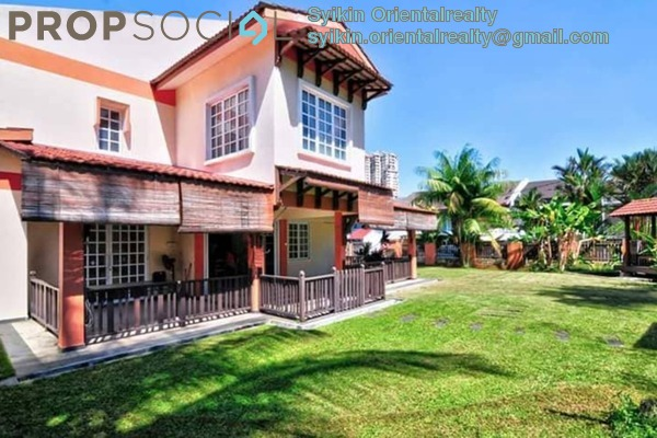 For Sale Bungalow at Taman Bukit Jaya, Bukit Antarabangsa Freehold Semi Furnished 5R/3B 1.7m