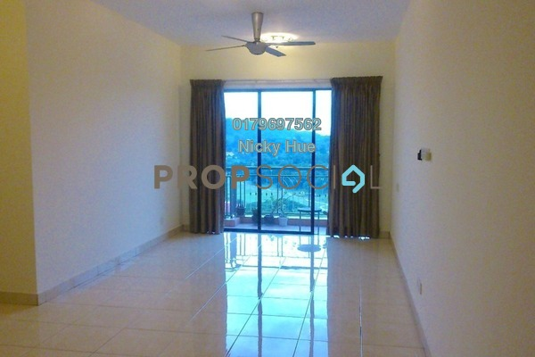 For Rent Condominium at Casa Indah 1, Tropicana Freehold Semi Furnished 3R/2B 2.2k