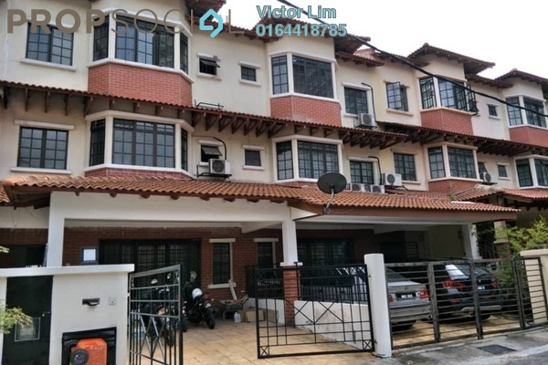 For Sale Terrace at BU10, Bandar Utama Freehold Semi Furnished 6R/5B 1.28m