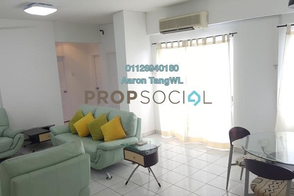 For Sale Condominium at Menara Sri Damansara, Bandar Sri Damansara Freehold Fully Furnished 3R/2B 565k
