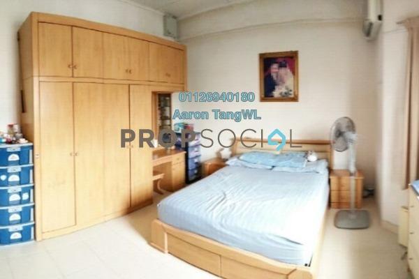 For Sale Terrace at SD12, Bandar Sri Damansara Freehold Semi Furnished 4R/3B 960k