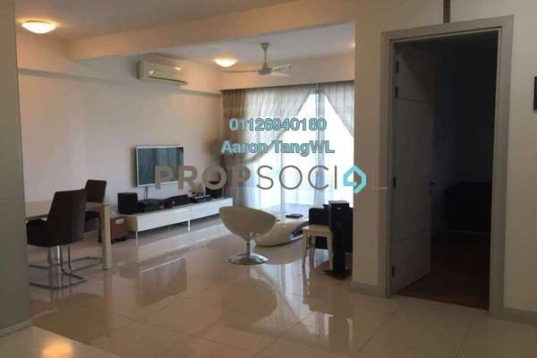 For Sale Condominium at The Westside One, Desa ParkCity Freehold Fully Furnished 3R/3B 1.1m