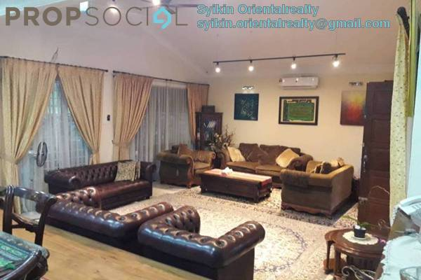 For Sale Bungalow at Section 3, Shah Alam Freehold Semi Furnished 7R/5B 1.55m