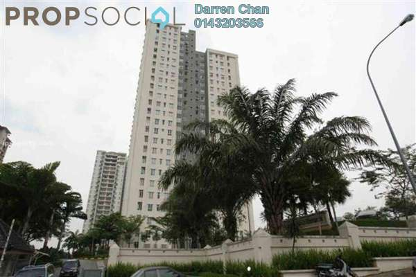 For Rent Condominium at Prima Midah Heights, Cheras Freehold Semi Furnished 4R/2B 1.7k