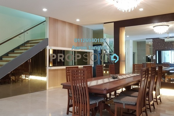 For Sale Bungalow at The Residence, Mont Kiara Freehold Fully Furnished 4R/5B 12m