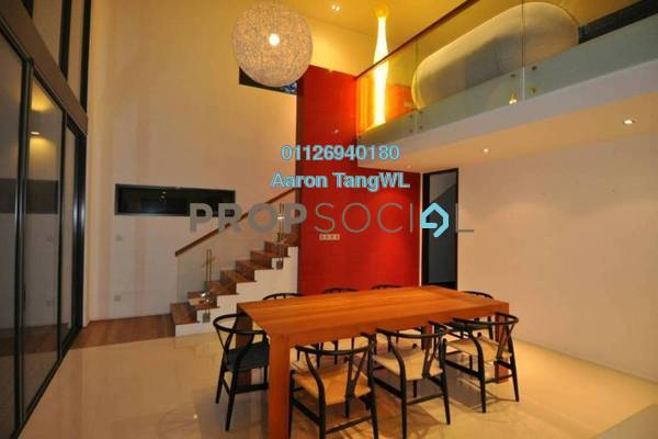 For Sale Bungalow at D'sara Villas, Bandar Sri Damansara Freehold Fully Furnished 6R/7B 3.8m