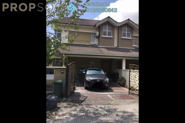 For Sale Semi-Detached at Taman Impian Putra, Bandar Seri Putra Freehold Semi Furnished 4R/4B 850k
