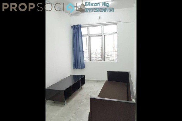 For Sale Serviced Residence at South City Plaza, Seri Kembangan Leasehold Fully Furnished 3R/2B 250k
