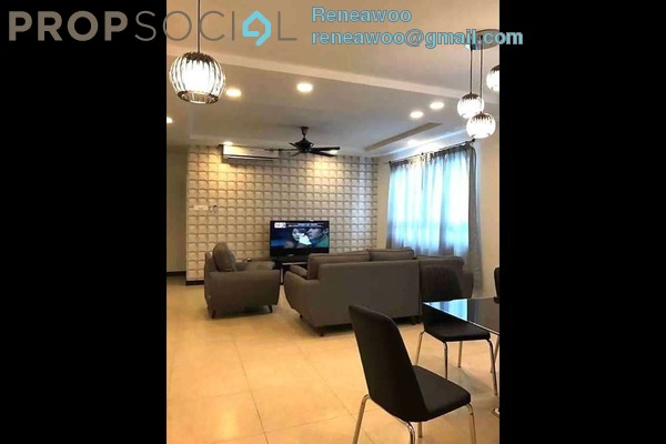 For Rent Condominium at Pearl Regency, Gelugor Freehold Fully Furnished 5R/5B 3k