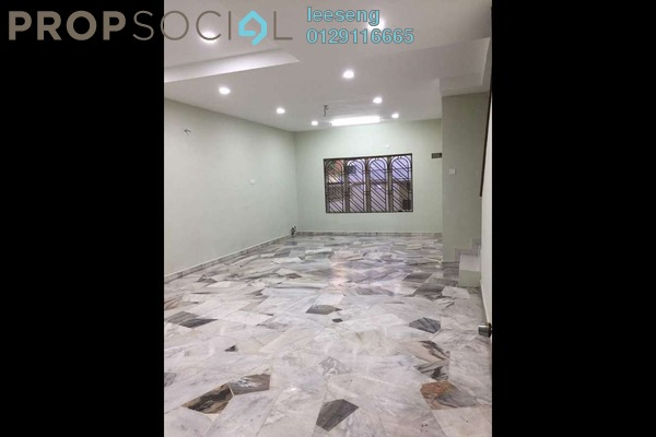 For Sale Terrace at Taman Sentosa Perdana, Klang Freehold Unfurnished 4R/3B 425k