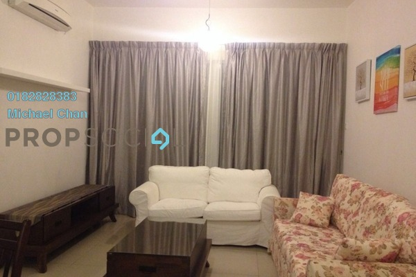 For Rent Condominium at Subang Parkhomes, Subang Jaya Freehold Fully Furnished 3R/2B 2.8k