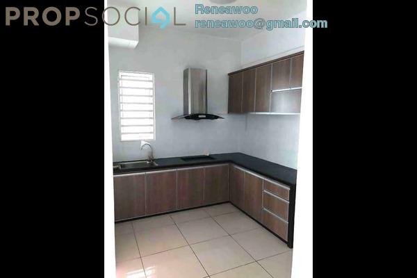 For Rent Condominium at Fiera Vista, Sungai Ara Freehold Semi Furnished 3R/2B 1.2k