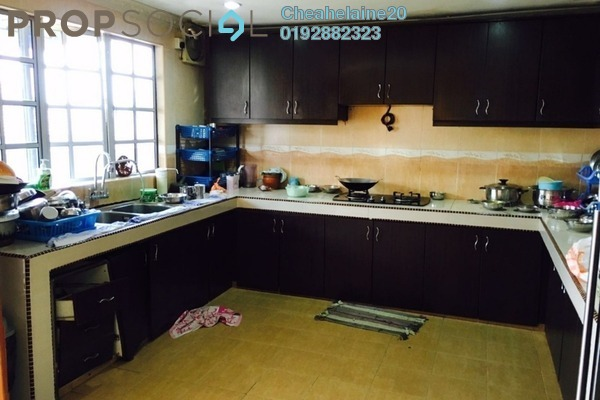 For Sale Terrace at Taman Bukit Permata, Batu Caves Freehold Semi Furnished 5R/4B 690k